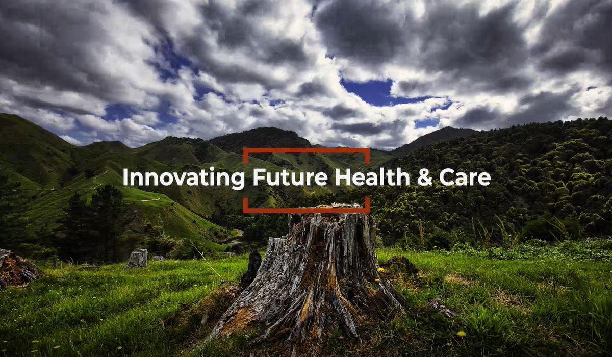 創新未來健康與關懷