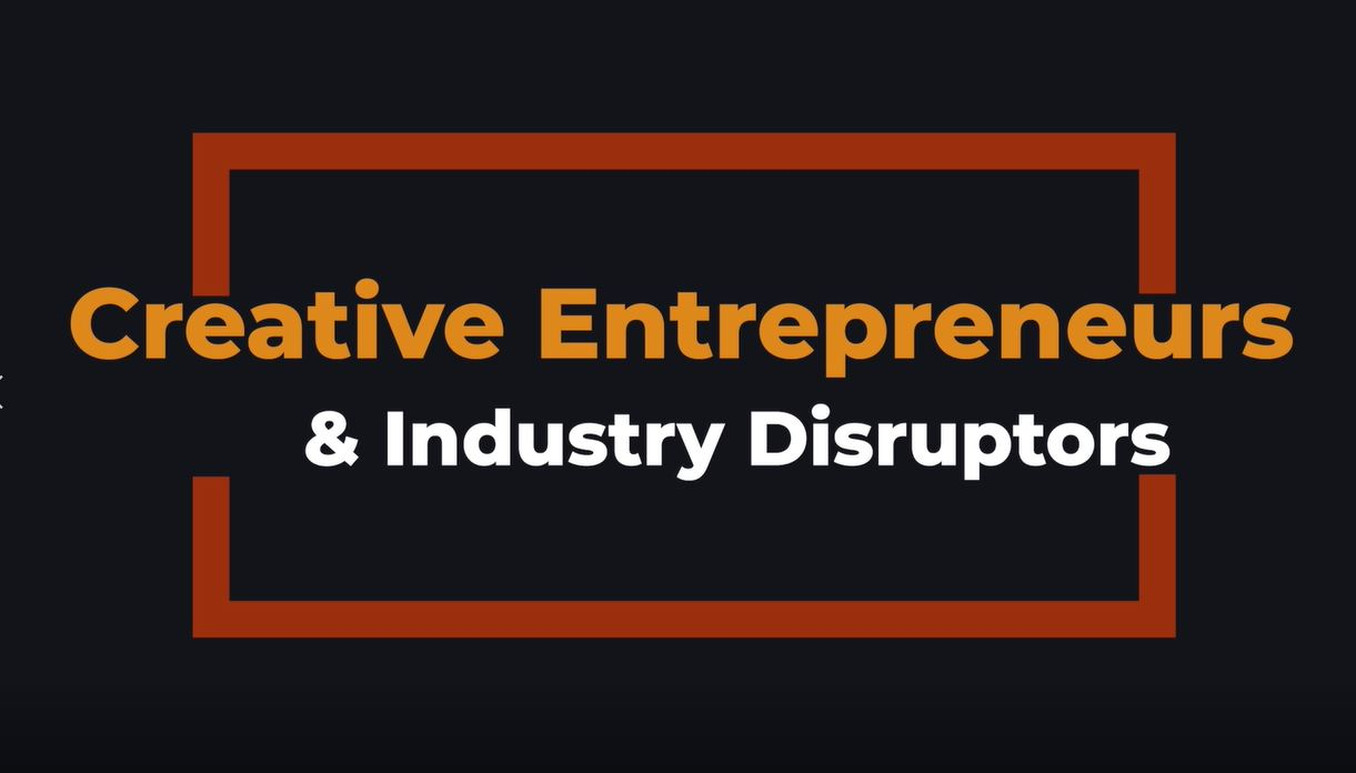 創意企業家與行業刷新者